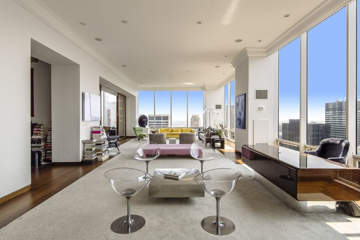 Best Of New York Luxury Penthouses