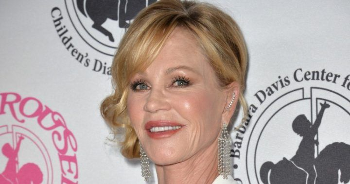 Hollywood super-starlet Melanie Griffith 'fixing' her cosmetic surgery ahead of turning 60 - we think does and always has looked fabulous