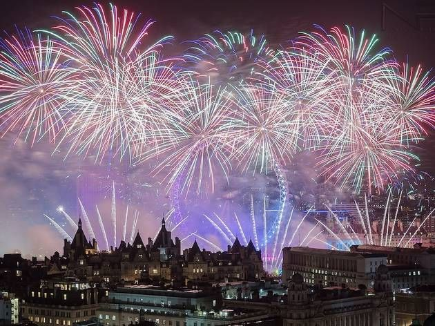 Bonfire Night in London 2016 - Firework displays - Time Out London