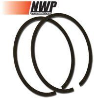 Ductile Split Groove Piston Rings (44Mm X 1.2Mm) For Stihl 026/Ms 260 by NWP. $8.99. This piston ring design offers less friction resulting in less heat transfer and better performance. The split groove also helps retain lubrication. We recommend using a piston ring clamp set 10429 when changing piston rings. These rings are 44mm in diameter and 1.2mm thick. Fits the following chainsaws: Stihl 026, MS 260 Replaces Part Number 1121 034 3010