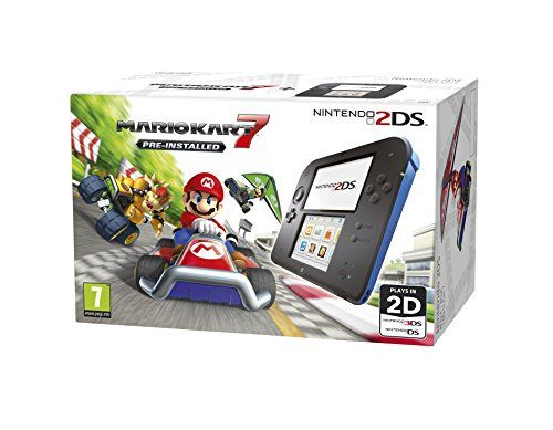 #Nintendo Handheld Console #2DS