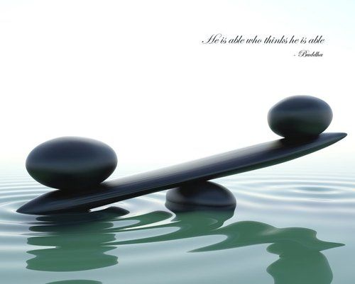 zen quotes on balance - photo #7