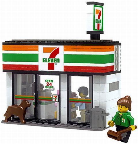 Little Lego 7-11