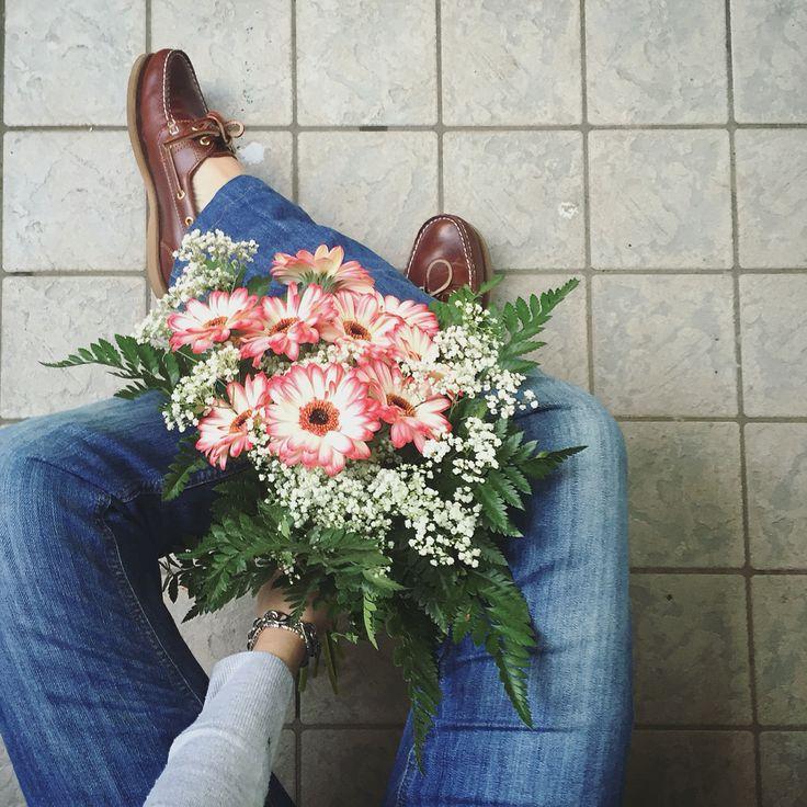 On Mondays, just say it with #flowers!  SecretKitchenClub