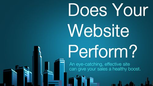 Does Your Website Perform?