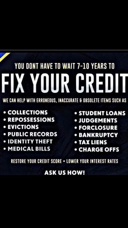 credit repair ideas, #credit repair 609 letter, credit