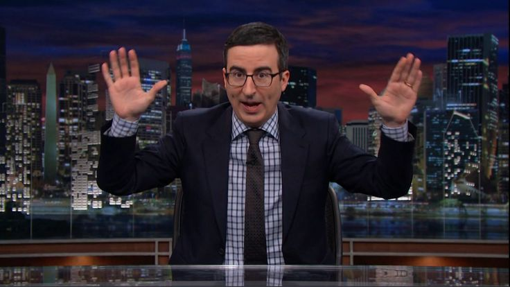 Watch John Oliver take on the touchy subject of LGBT discrimination in Last Week Tonight on HBO