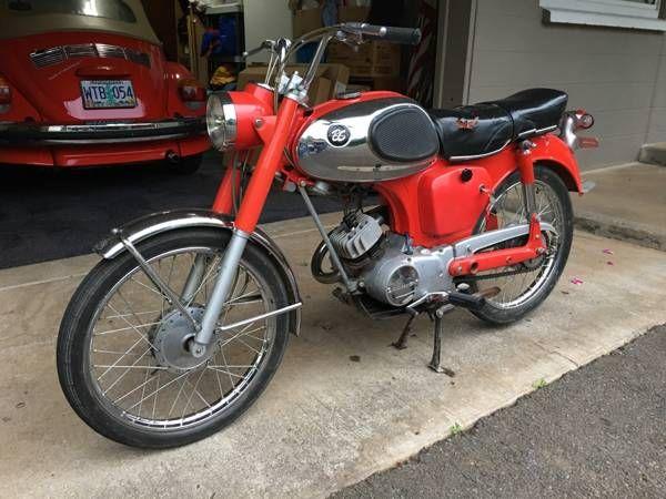 950 1965 Bridgestone Sport 60 In 2021 Bridgestone Vintage Motocross Motorcycle Culture