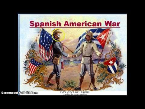 spanish american war term paper Free spanish-american war papers, essays  term papers: spanish theatre and its influence in latin america - since its creation the spanish golden age.