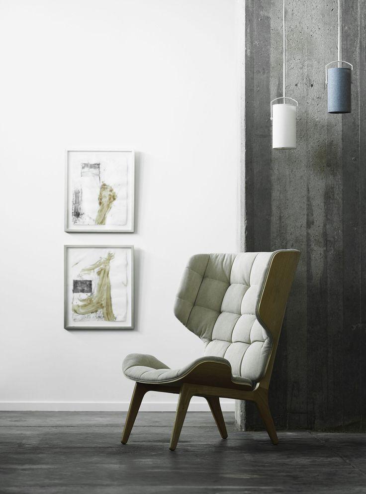 Mammoth Chair by Knut Humlevik