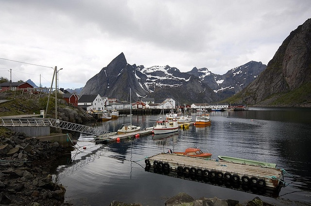 #Lofoten, #Norway