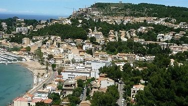 a photo of poer de soller and torre picada