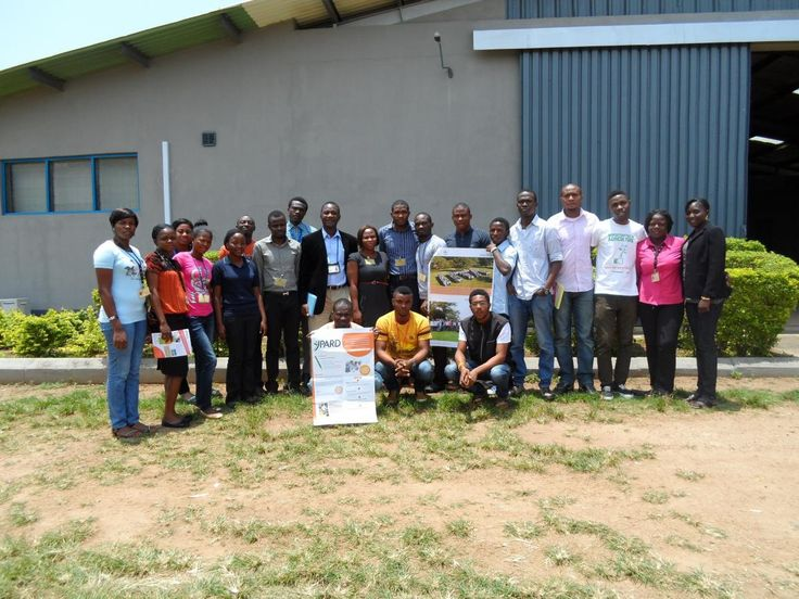 YPARD Nigeria visits IITA Agripreneurs | YPARD | Young Professionals for Agricultural Development