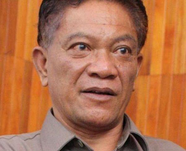 Dugaan Suap, Ketua DPRD KK Beri Keterangan di Kepolisian