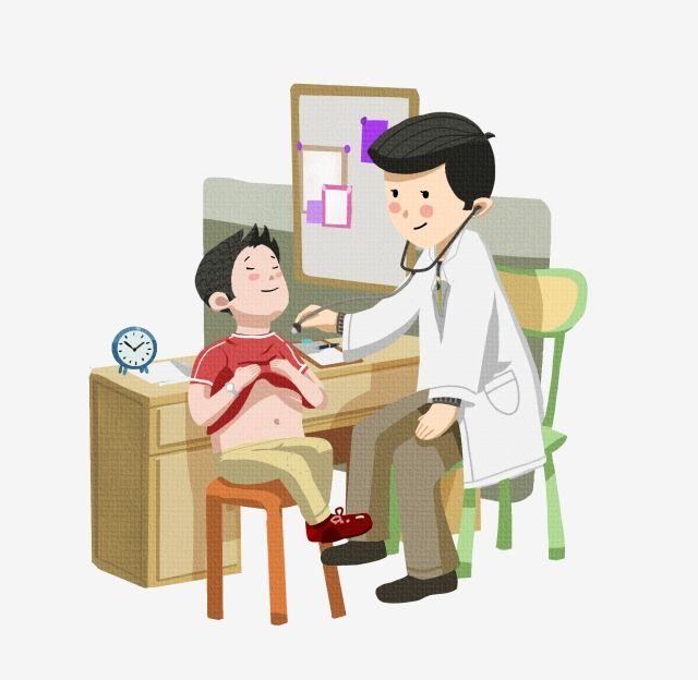 의료 의사 치료 병원 Png와 Psd 이미지 소재 Doctor Medical Nurse Cartoon Preschool Activities