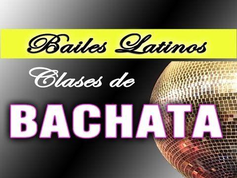 BACHATA - Bailes de salón - BAILES LATINOS - Clases de Bachata