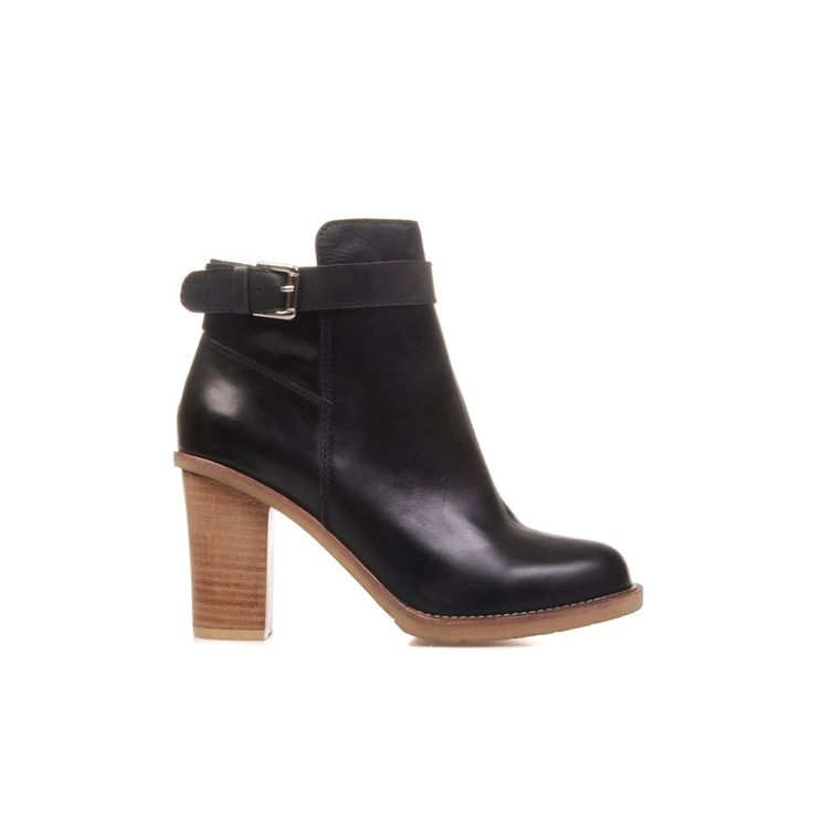 RAE ANKLE STRAP BOOTS | Jo Mercer