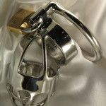 The Watchful Mistress Male Chastity Device from Mature Metal2