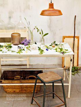 Flower production Seasons.nl, styling Linda van der Ham, Photographer Alan Jensen, Sanoma media
