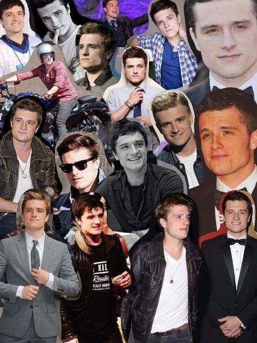 Josh Hutcherson Collage Tumblr