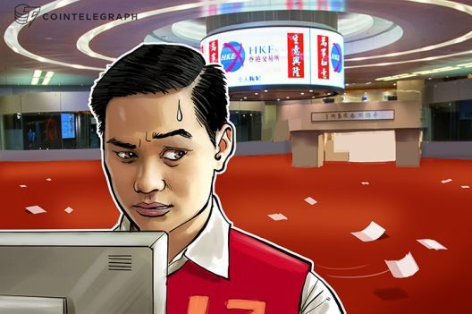 What Happens When Traders Quit Stock Exchanges for Online Trading Blockchain Crypto News Decentralization Digital Currency Exchange Hong Kong