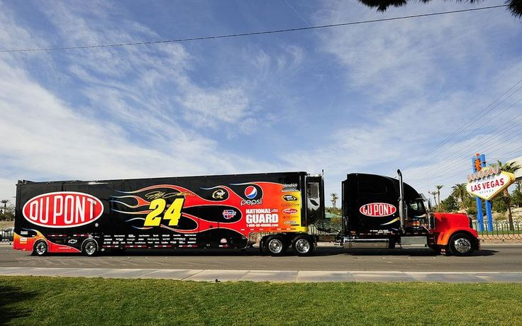 freightliner race hauler | Semi-Truck Art Thread | Page 2 | Hold The Line
