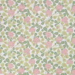 DURO GAMMALSVENSKA- KLÖVER 033-12 470:- Kontrastiseinäksi sängyn taa ja muille seinille vaaleanpunainen kuten apilat??