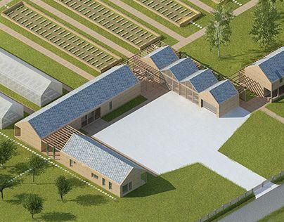 """Popatrz na ten projekt w @Behance: """"Snail farm"""" https://www.behance.net/gallery/23101035/Snail-farm"""