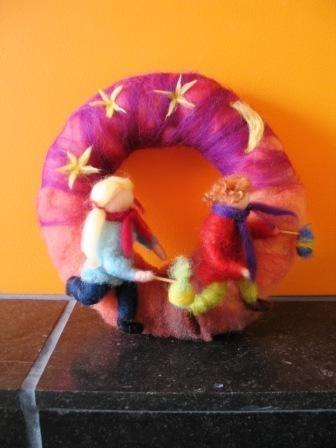 Sint Maartens krans door atelier Gewoldig!
