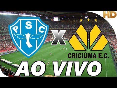 Assistir Paysandu x Criciúma Ao Vivo Online Grátis - Link do Jogo: http://www.aovivotv.net/assistir-jogo-do-paysandu-ao-vivo/   INSCREVA-S...