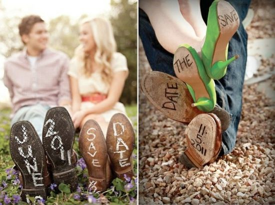 Save The Date Ideas For Weddings — Wedding Ideas, Wedding Trends, and Wedding Galleries