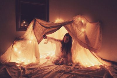 my very own fairytale -Lachowski -- i think i'm going to make a fort later