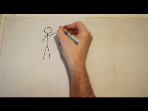 How to Do Stop Motion on a White Board : Drawing Techniques - YouTube