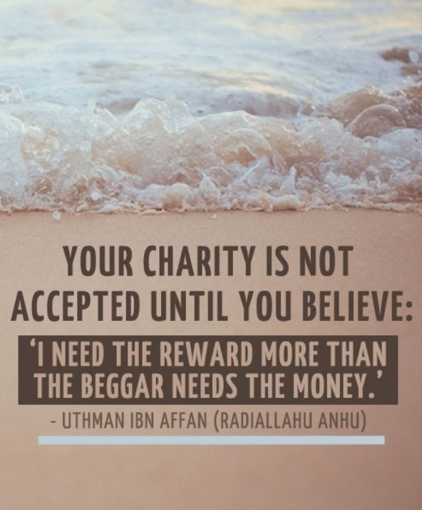 Profound! #charity