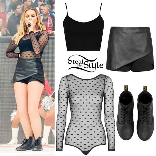 Perrie Edwards Fashion Steal Her Style Page 5 Personas Que Admiro Pinterest Moda Y