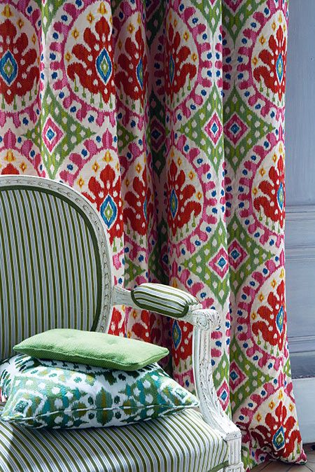 Manuel Canovas - Current Collections Fabric available from Canterbury Drapes www.canterburydrapes.co.nz