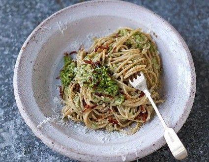 Špagety Carbonara! Ochutnejte kus Itálie.