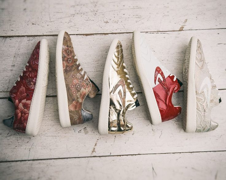 A shoe for every mood.