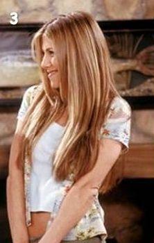 Jennifer Aniston love her long hair