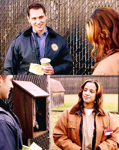 Bennett and Daya are so freakin' lovely, not to mention Matt McGorry is really attractive