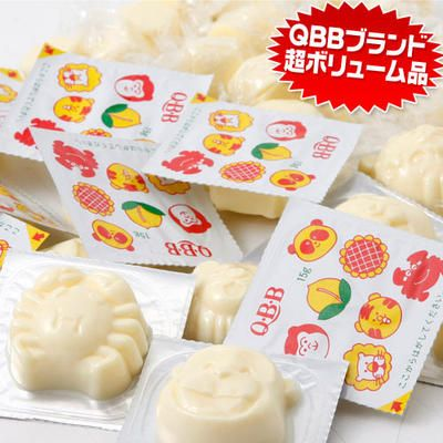 特価!QBB チーズセット(型抜きチーズ・チーズでカルシウム)   ネットプライス 407544