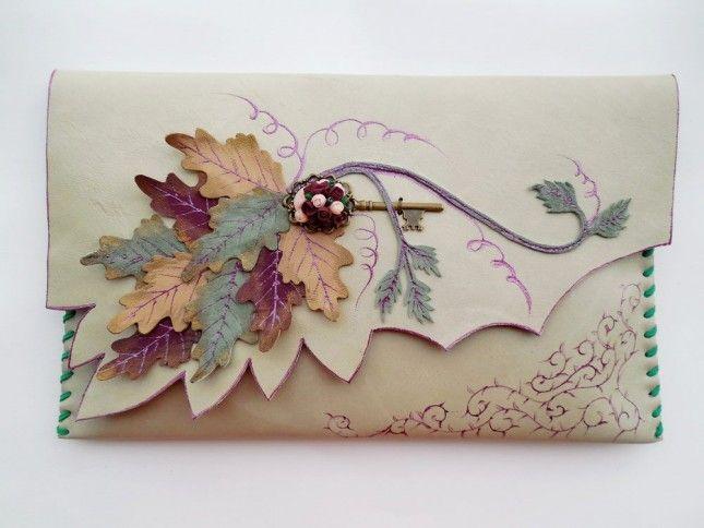 Артистични чанти като цветен колаж   High View Art