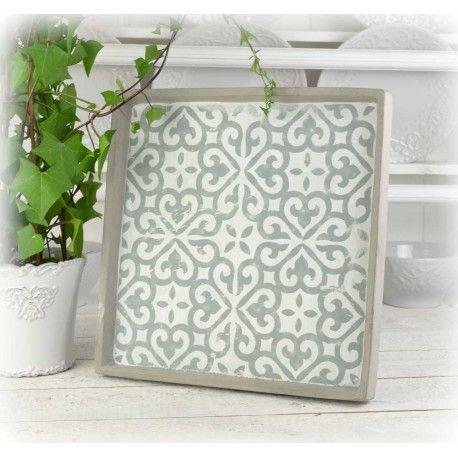 Ljuvligt fat i cement som designats av den fantastiske inspiratören Claus Dalby.