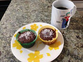 Chef Juninho Veg: Cupcake de Cereja e Chocolate