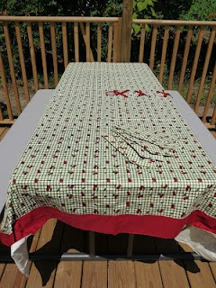 17 Best Images About Tablecloths On Pinterest Runners