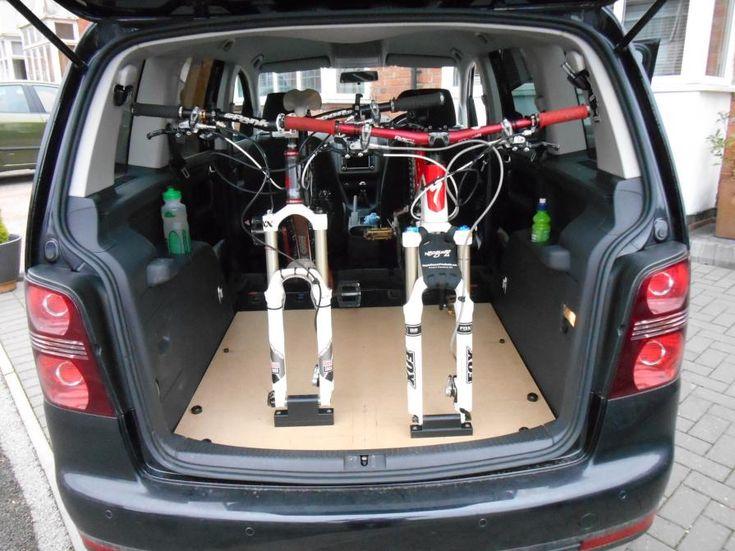 The 25 Best Diy Xterra Interior Bike Rack Ideas On