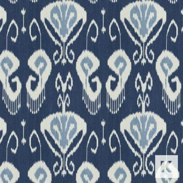 Bansuri Fabric By Baker Lifestyle Part Of Echo Indienne Collection