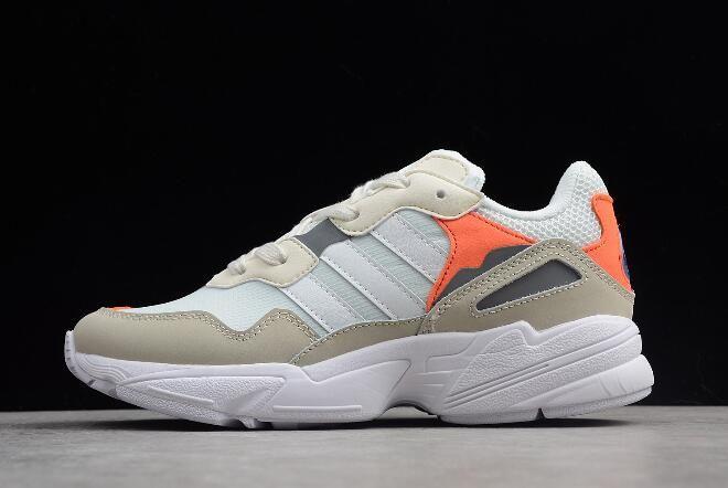 Adidas Yung 96 White Orange F97179 Zapatos Comodos Zapatos