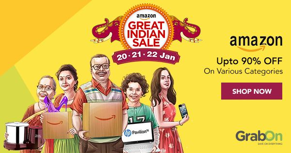 Nothing gets our heart beating faster than a great sale, especially the #Amazon Great Indian Sale! #BadiBachatOnAmazon