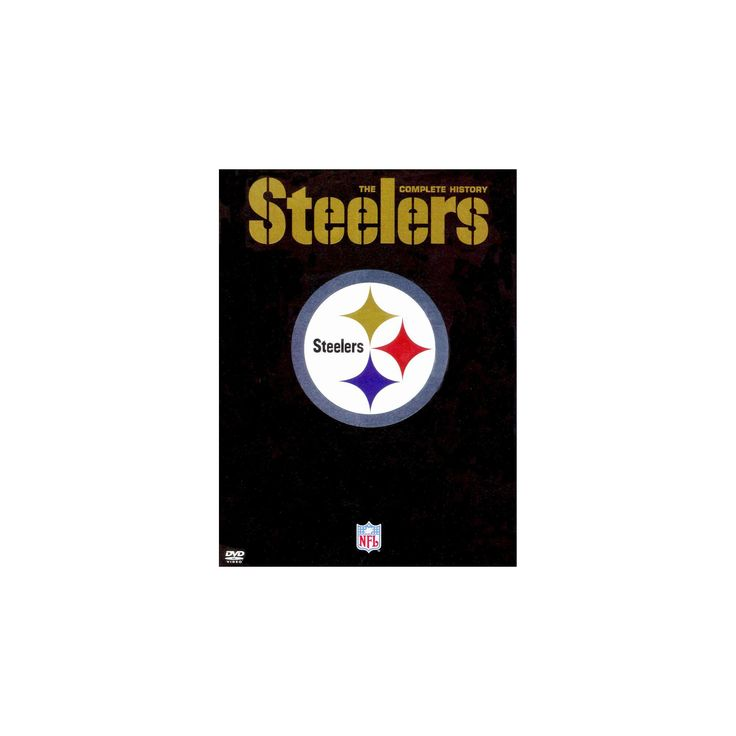 Nfl history of the pittsburgh steeler (Dvd)
